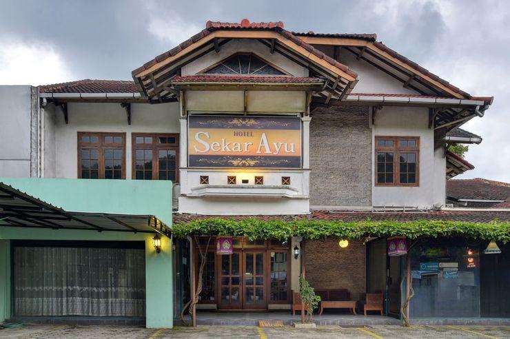 Sekar Ayu Hotel Malioboro Yogyakarta - exterior