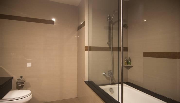 Swiss-Belhotel RainForest Bali - Bathroom
