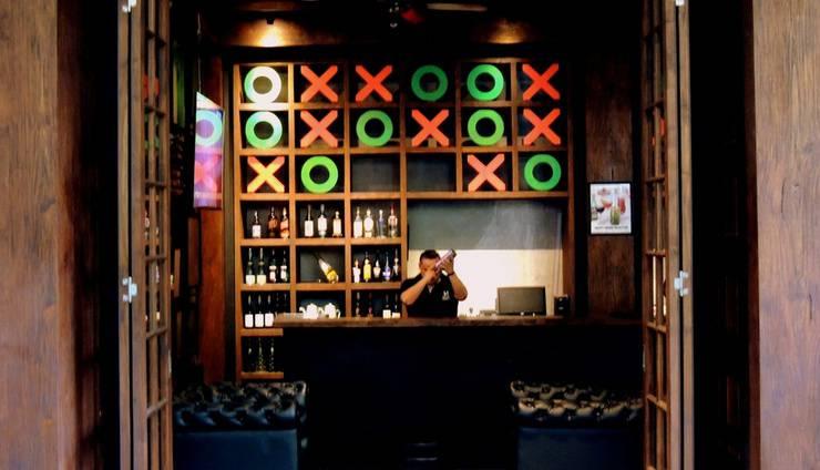 Swiss-Belhotel RainForest Bali - Bar