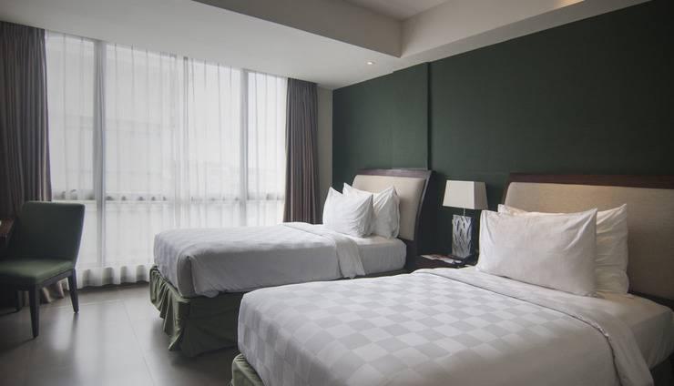 Swiss-Belhotel RainForest Bali - Deluxe room