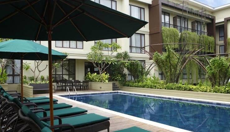 Swiss-Belhotel RainForest Bali - Pool