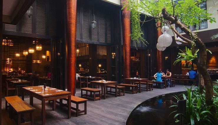 Swiss-Belhotel RainForest Bali - Restaurant