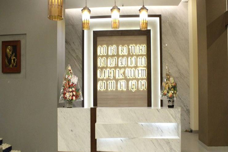 h Boutique Hotel Yogyakarta - Resepsionis