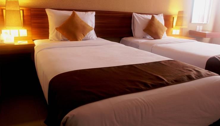 h Boutique Hotel Yogyakarta - Kamar Deluxe Twin