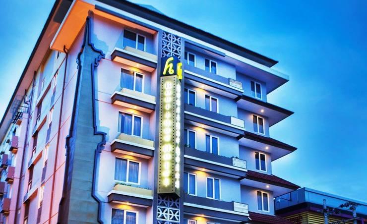 h Boutique Hotel Yogyakarta - Gedung Tampak Luar