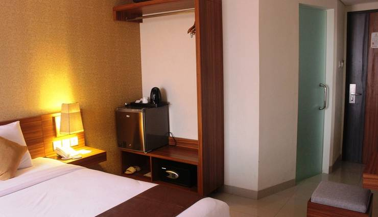 h Boutique Hotel Yogyakarta - Deluxe Room