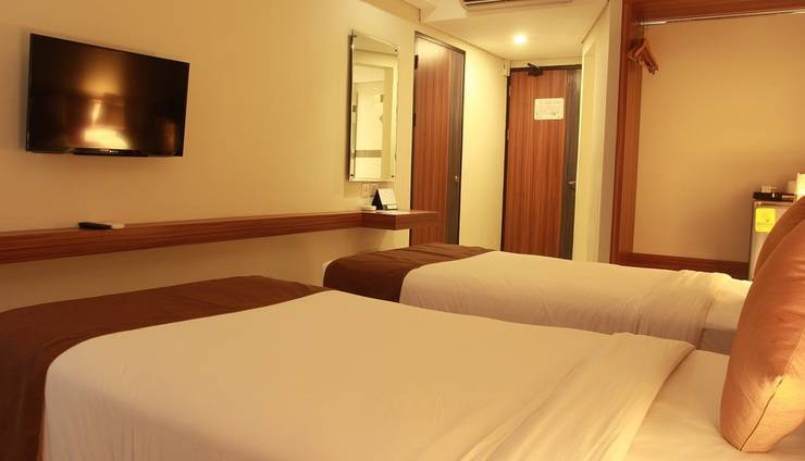 h Boutique Hotel Yogyakarta - Deluxe Twin Room