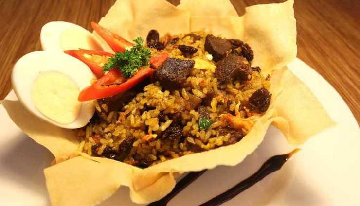 h Boutique Hotel Yogyakarta - Nasi Goreng Briyani