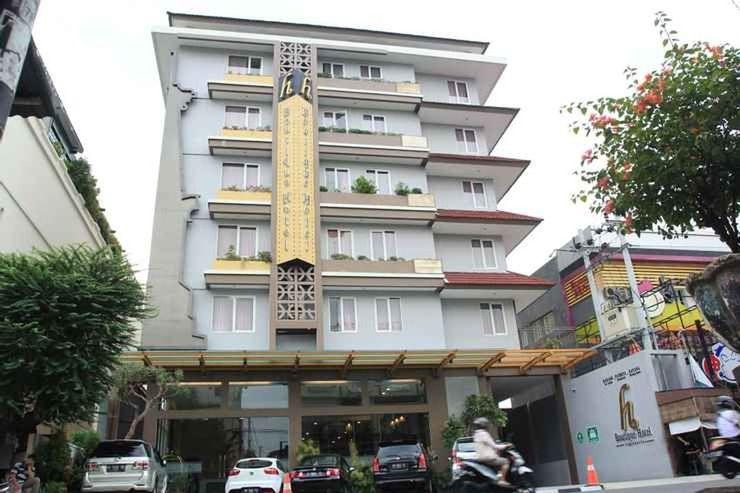 h Boutique Hotel Yogyakarta - Exterior