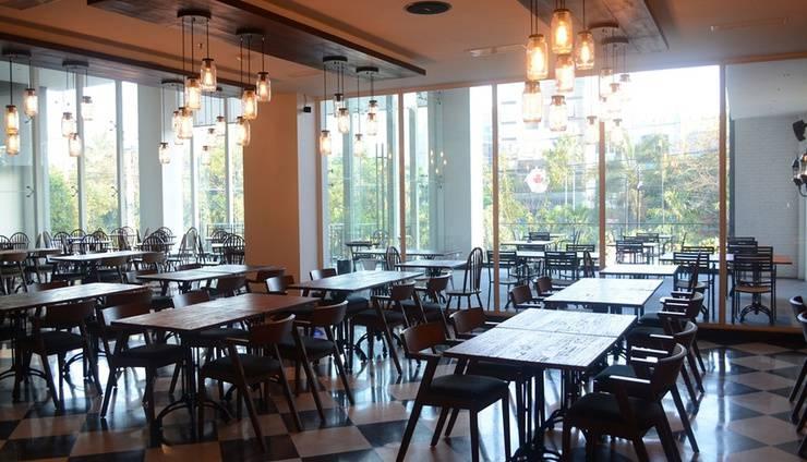 Luminor Hotel Surabaya - Restoran