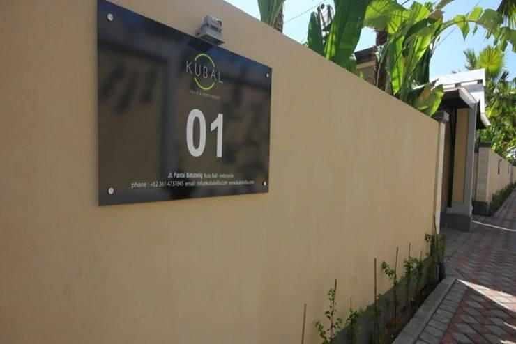 Kubal Villa Bali - Eksterior