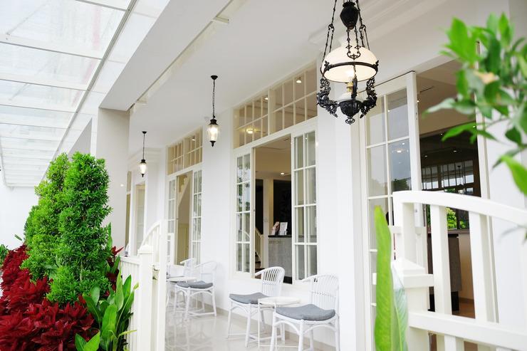 Hotel Victoria Malang Malang - Exterior
