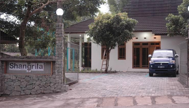 Shangrila Villa Jogja - (14/Apr/2014)