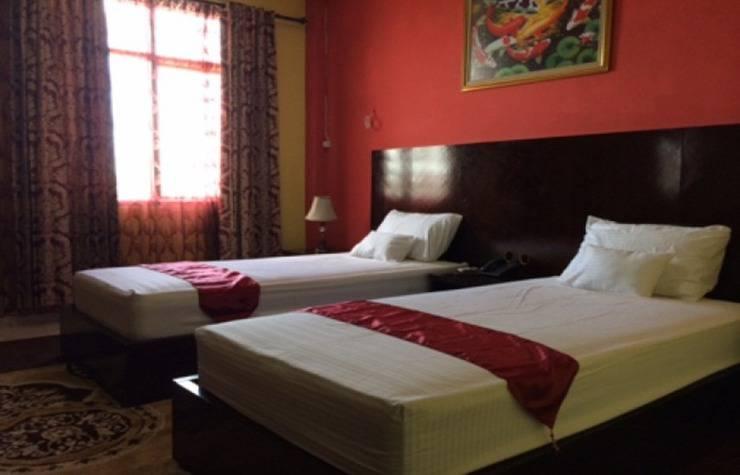 Syafira Hotel Selayar Selayar - Kamar