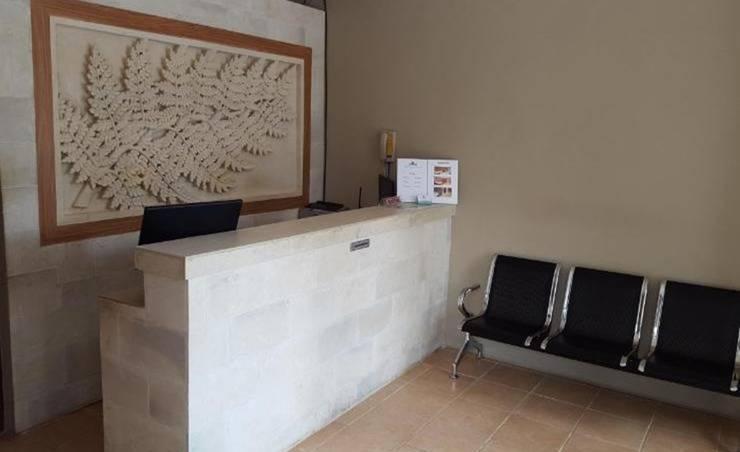 Ulin Guest House Samarinda - Resepsionis