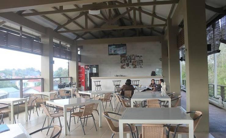 Ulin Guest House Samarinda - Restoran