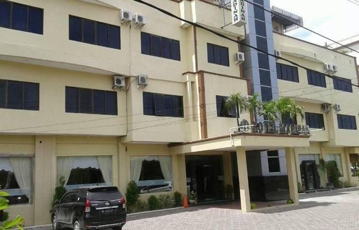 Hotel Madinah Banda Aceh - Eksterior