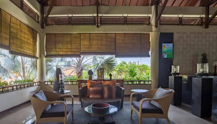 The Tanjung Benoa Beach Resort Bali - Lobi