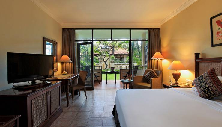 The Tanjung Benoa Beach Resort Bali - deluxe garden view