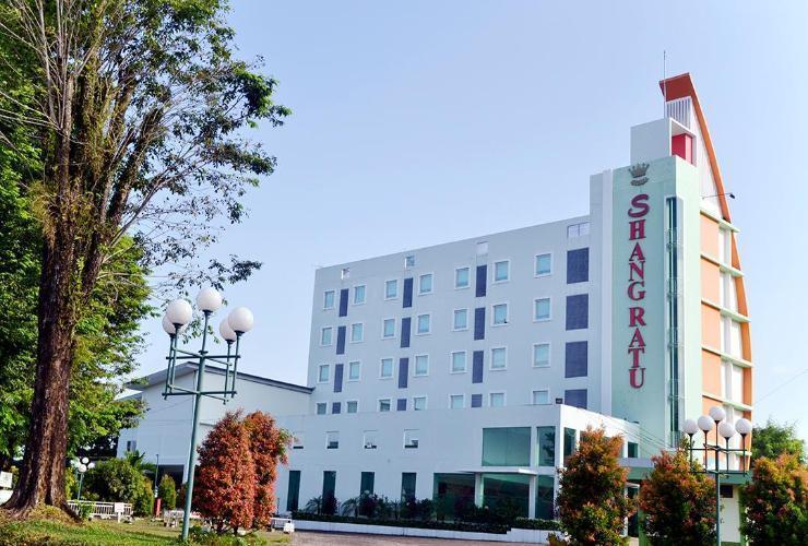 Hotel Shang Ratu Jambi - A