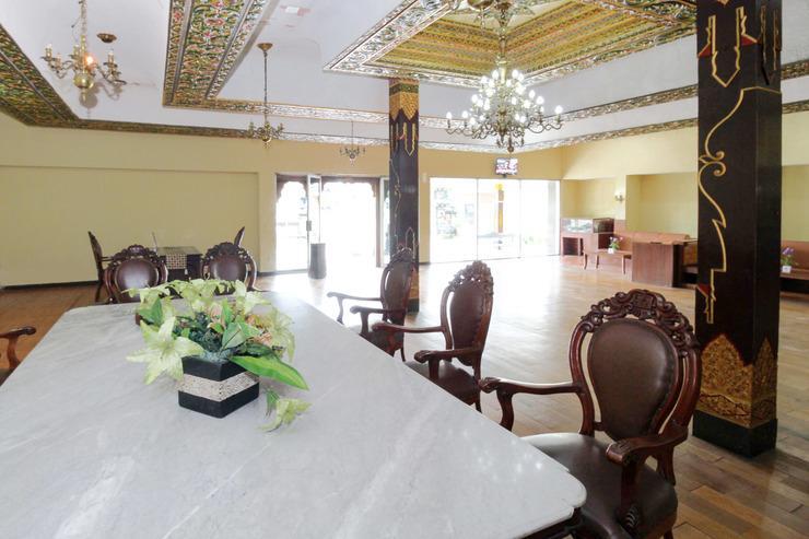 Airy Carturtunggal Laksda Adisucipto 6 Yogyakarta - Lobby