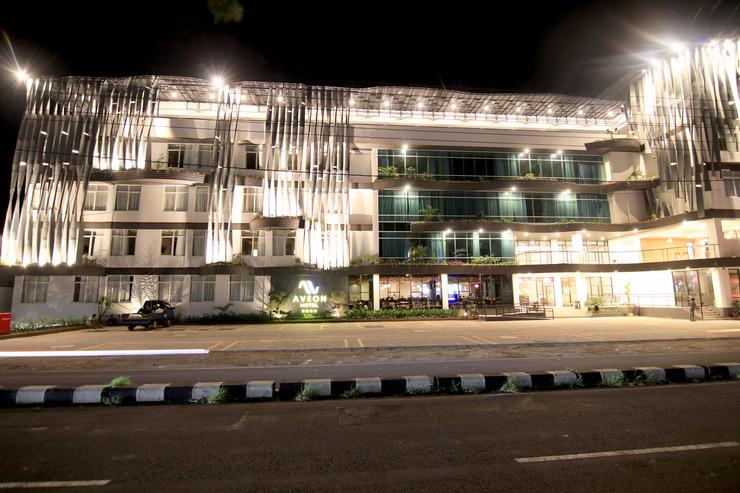 Aveon Hotel Yogyakarta by Daphna International Yogyakarta - Facade