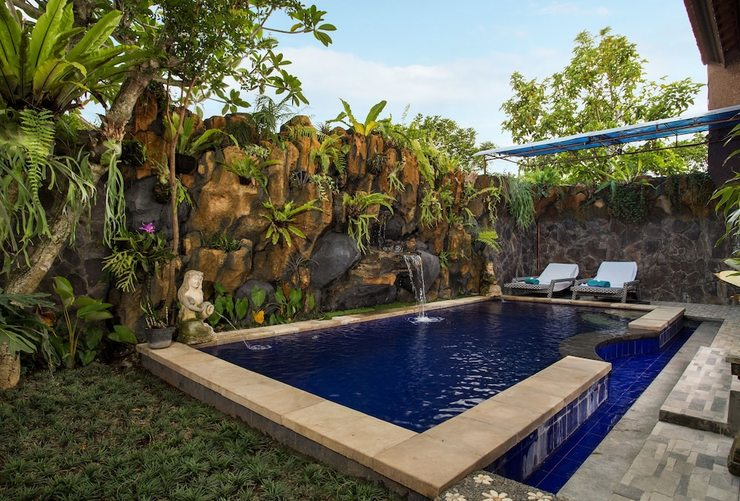 Ashanti Villa Bali - Room
