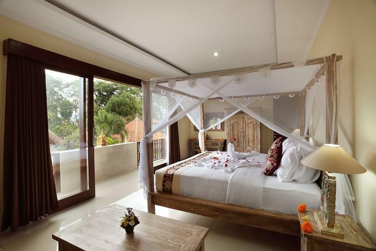 Ashanti Villa Bali - View from Room