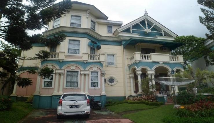 Villa Kota Bunga Dandelion Cianjur - Exterior