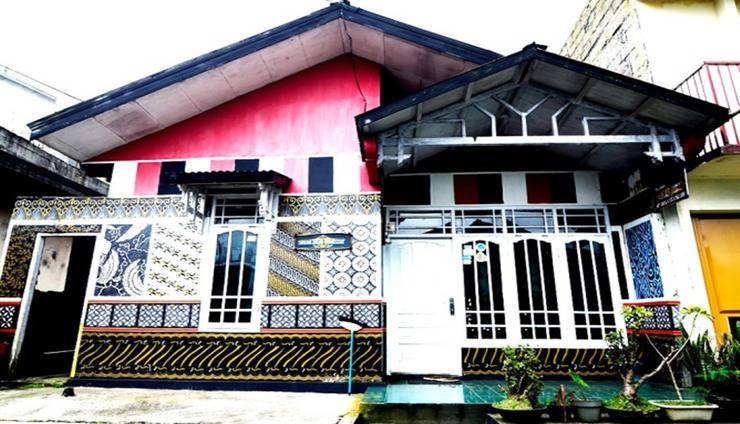 Homestay Sekar Jagad Syariah Banjarnegara - Exterior