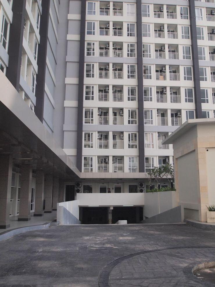 Nginap Jogja at Apartemen Taman Melati Yogyakarta - Building