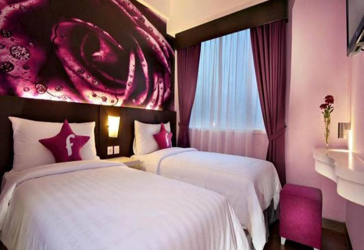 Fame Hotel Serpong - Superior Twin