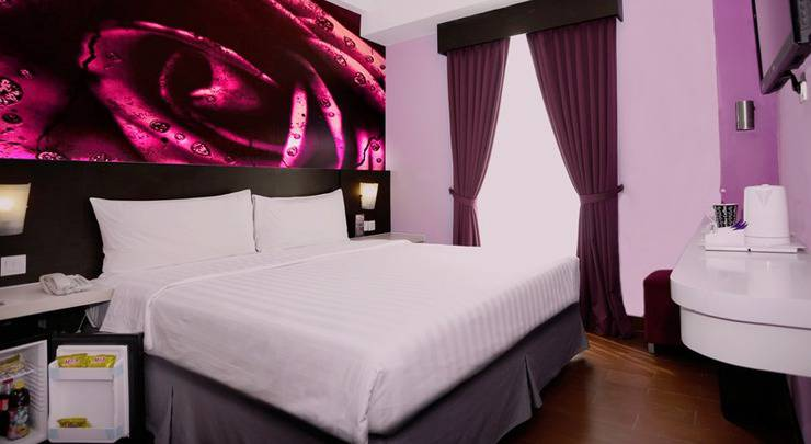 Fame Hotel Serpong - Deluxe room