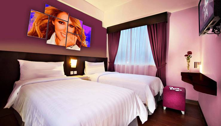 Fame Hotel Serpong - Superior