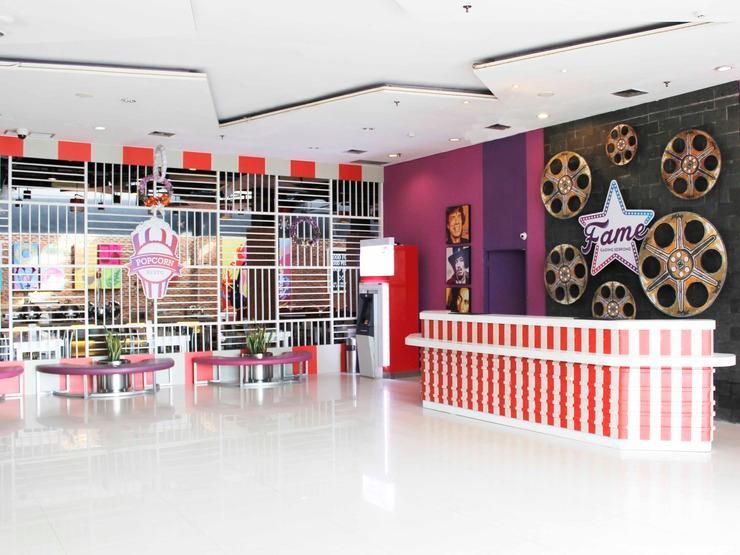 Fame Hotel Serpong - Lobi