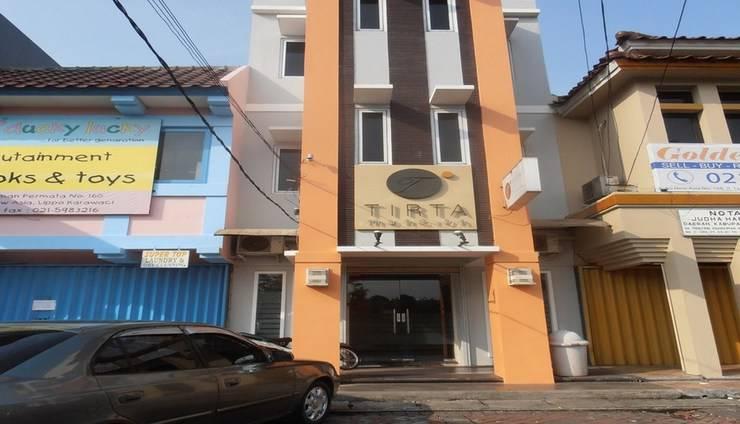 Tirta Mansion Karawaci - Tampilan Luar Hotel