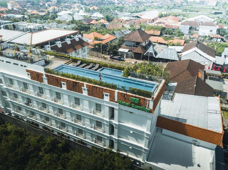 Hotel Santika Seminyak - Building design