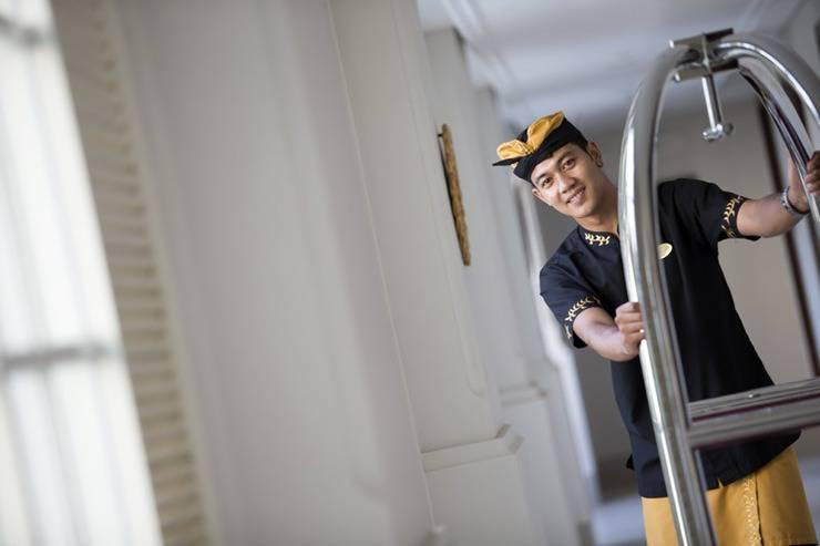 Hotel Santika Seminyak - Hotel Staff