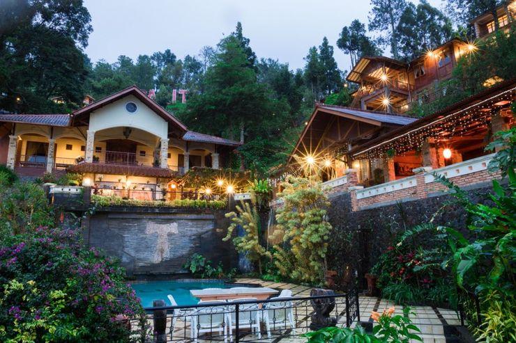 Parkside Talita Resort Ciloto Puncak Cianjur - Facade