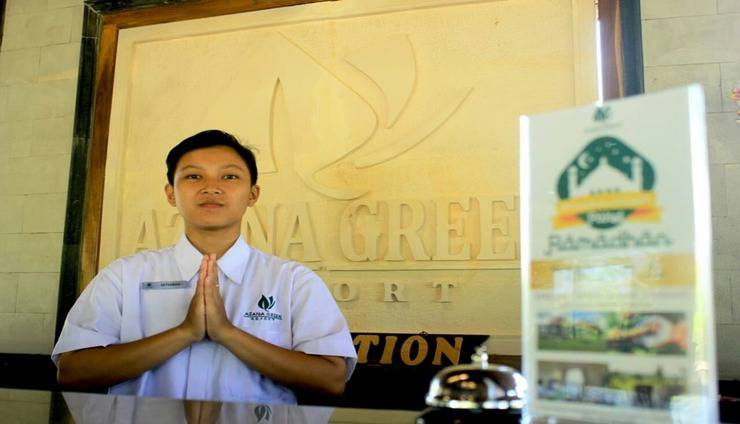Azana Green Resort Pracimantoro Solo - Service