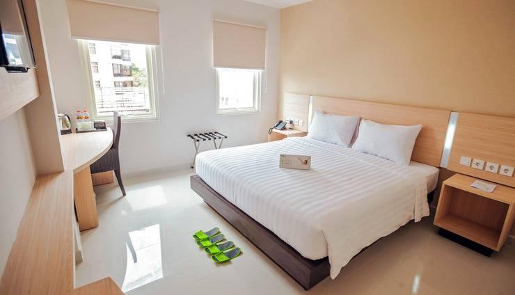 Whiz Prime Hotel Sudirman Makassar - Superior Queen Room