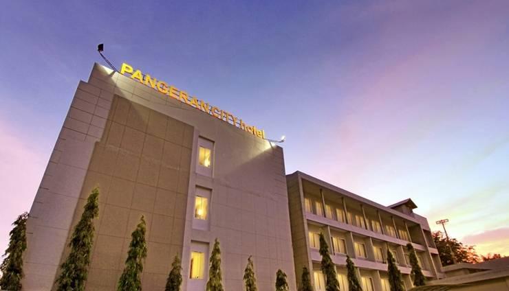 Hotel Pangeran City Padang - Eksterior
