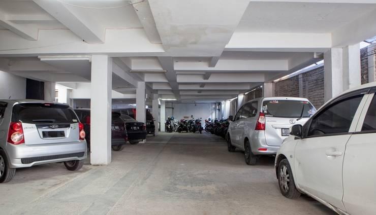 RedDoorz near Telkom Corporate University Bandung -