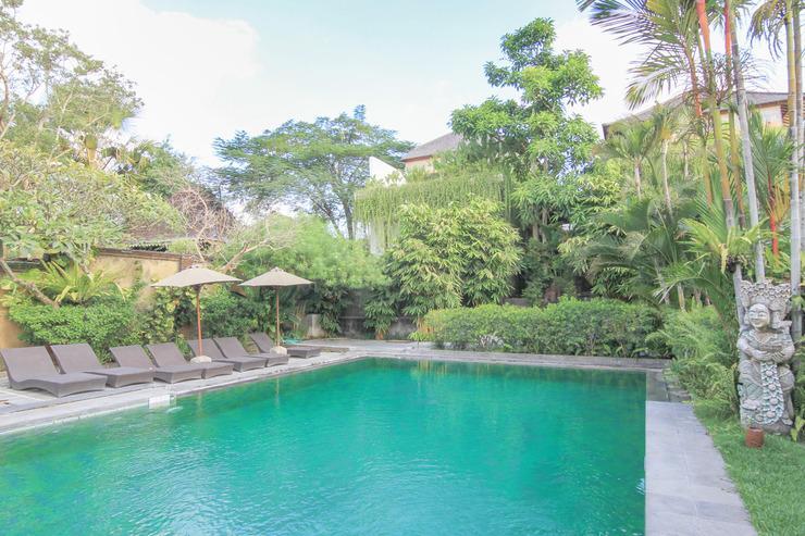 Airy Seminyak Kerobokan Umalas Klecung 38 Bali - Swimming Pool