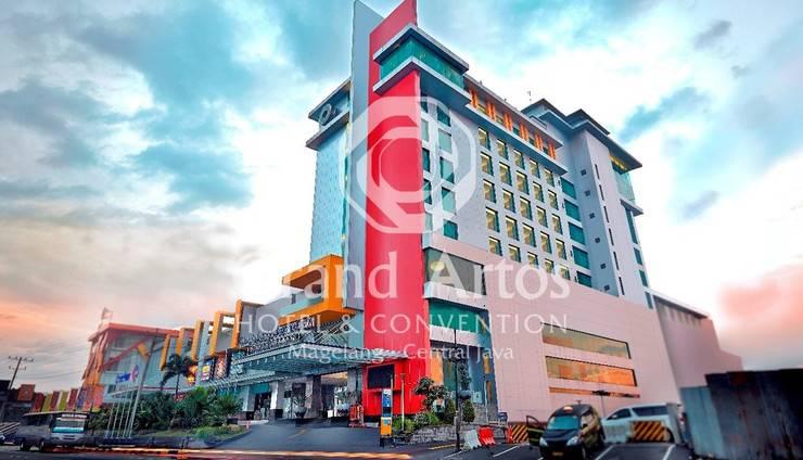 Review Hotel Grand Artos Hotel And Convention Magelang (Magelang)