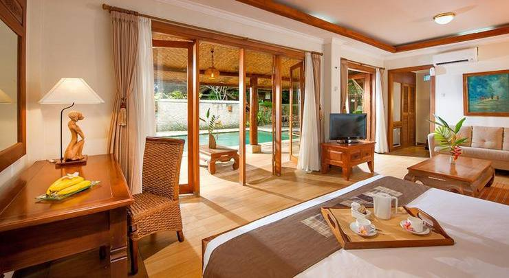 Sunrise Beach Hotel Pangandaran - Ruangan Tamu