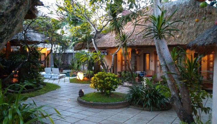 Villa Puri Ayu Bali - Garden