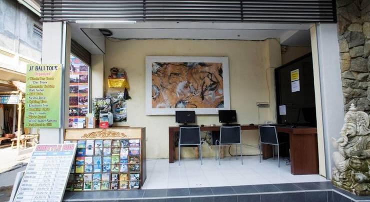 The Kubu Hotel Bali - (06/Feb/2014)