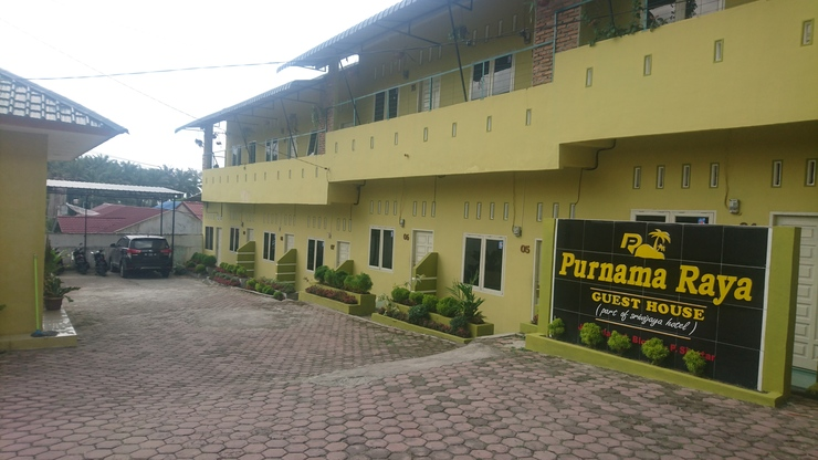 Purnama Raya Guest House Pematangsiantar - Appearance