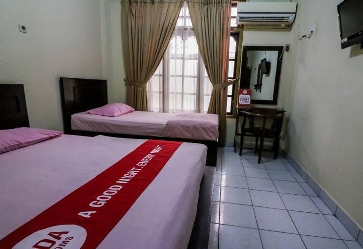 NIDA Rooms Tambusai 145 Pekanbaru - Kamar tamu